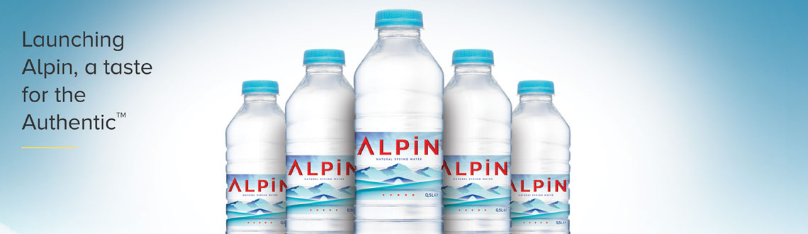 Launching Alpin