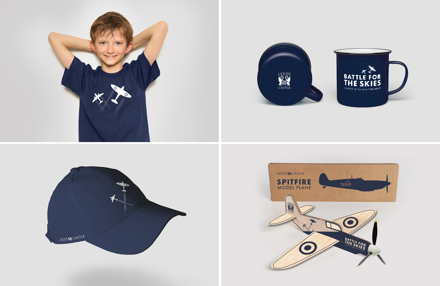 Battle for the Skies Merch