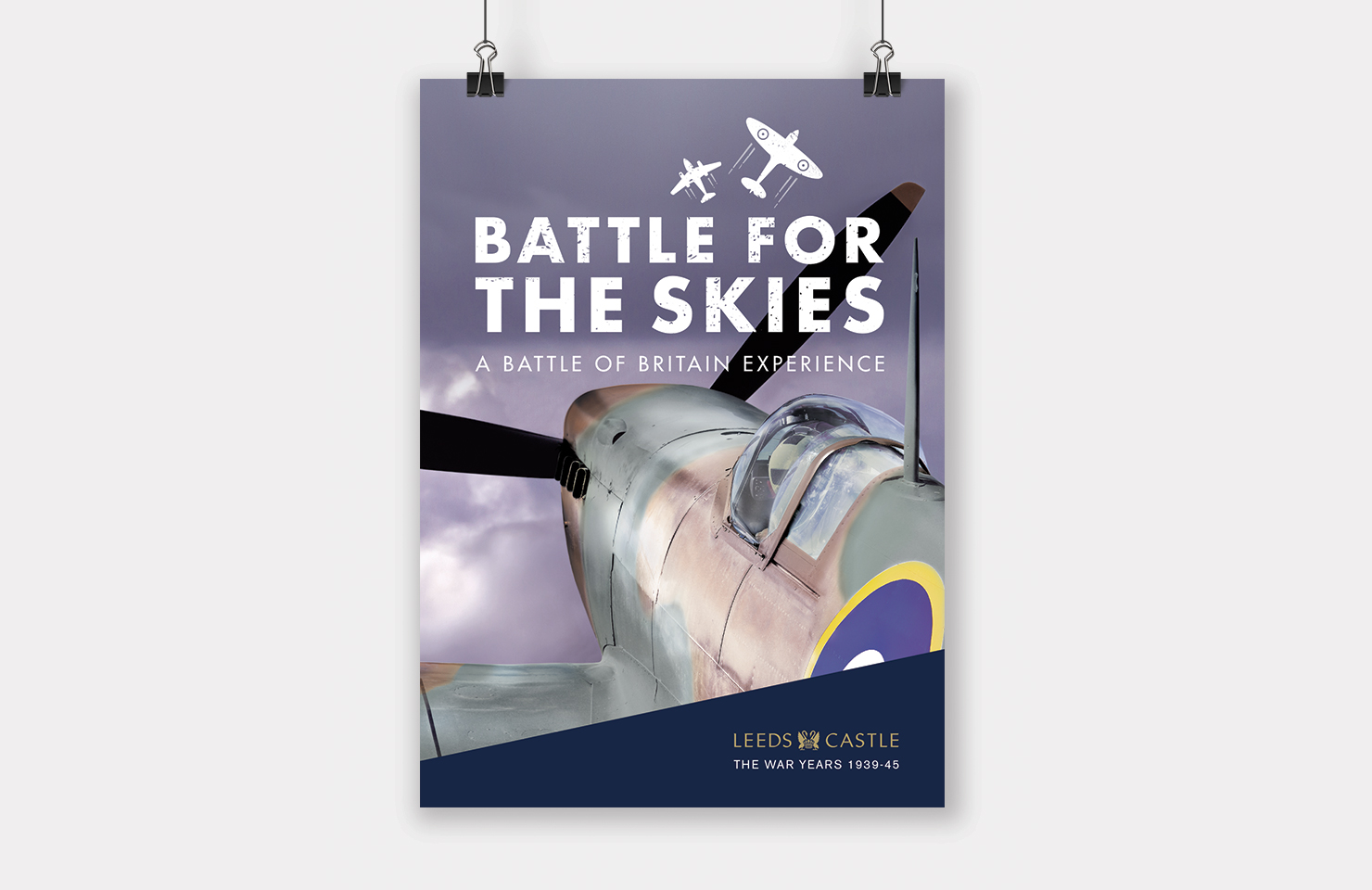 Battle for the Skies Poster